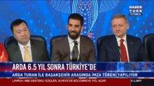 Arda 6.5 yıl sonra Türkiye'de