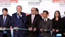 Kazan Soda Elektrik Üretim A.Ş açılış töreni