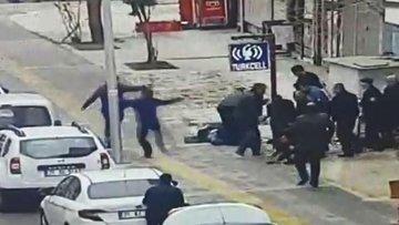 İki aile birbirlerine silahlarla saldırdı