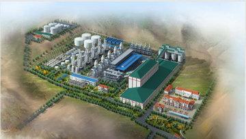 Kazan Soda'da üretim başladı
