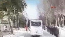 Mehmetçik Afrin operasyonu öncesi birliklerinden sınıra böyle uğurlandı