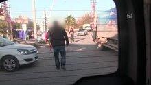 """Polis """"Conoların"""" yaşadığı bölgeye kılık değiştirerek sızmış"""