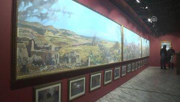 Rus ressamın gözünden Türkiye Tarihi