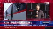 Hüseyin Öztel, son hava durumu tahminlerini paylaştı