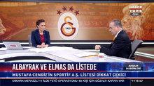 Mustafa Cengiz'den Habertürk TV'de açıklamalar