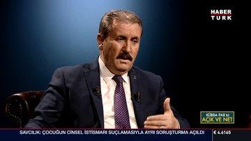 BBP lideri, Erdoğan'ın teklifini anlattı