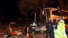 Tur otobüsü kaza yaptı: Ölü ve yaralılar var