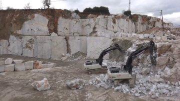 Dünyadaki 90 çeşit madenin 70 çeşidi Türkiye'de mevcut