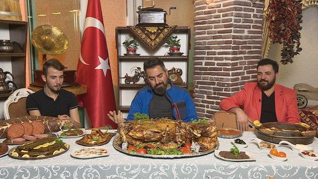 Turgay Başyayla İle Lezzet Yolculuğu 203. Bölüm / Ankara