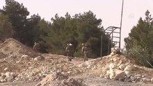 Azez cephesinden ilk görüntüler