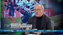 """Fatih Altaylı: """"Fenerbahçe taraftarı hocasından mutsuz, oyundan mutsuz, yönetimden mutsuz"""" - Spor Saati 1. Bölüm / (22.01.2018)"""