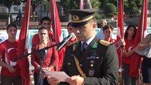 Üsteğmen Usta, Afrin'de şehit oldu