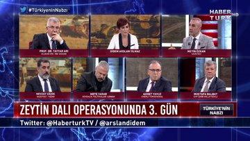 """Türkiye'nin Nabzı - 7 Şubat 2018 (TTB ve TBB'deki """"Türk ..."""