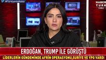 Cumhurbaşkanı Erdoğan ile Trump arasındaki kritik görüşmenin detayları