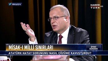 Öteki Gündem - 23 Ocak 2018 (Atatürk / Yrd. Doç. Dr. Ali Güler)