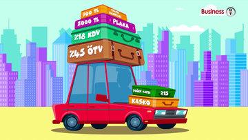 İki araba fiyatına bir araba