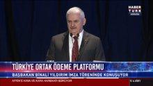 Türkiye ortak ödeme platformu