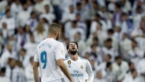 Real Madrid çöküşte