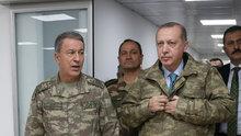 Cumhurbaşkanı Erdoğan Suriye sınırında: Operasyon netice alınana dek sürecek