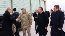 Erdoğan sınırda video konferans ile askerlere hitap etti