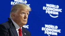 Donald Trump, Davos konuşmasında yuhalandı!