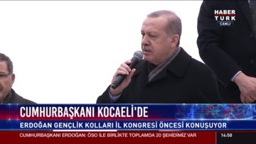 Cumhurbaşkanı Recep Tayyip Erdoğan'dan Lozan açıklaması