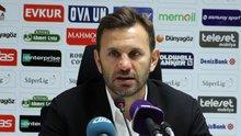 Okan Buruk, 1-1 biten Antalyaspor maçının ardından açıklamalarda bulundu