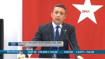 """Fatih Altaylı: """"Ali Koç'a daha neler yapacaklar."""" - Spor Saati (30 Ocak 2018)"""