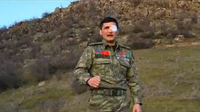 """Azerbaycanlı Gazi Kamil Musavi Afrin'deki Mehmetçiğe mesaj: """"Türkiye'deki kardeşlerime sesleniyorum. Diğer yarımı feda etmeye hazırım."""""""