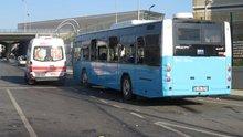 Üsküdar'da otobüs durağa daldı! Ölü ve yaralılar var