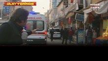 Kilis'e atılan roket restorana düştü! Yaralılar var