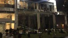Ankara'da korkutan patlama! Olay yerinden ilk görüntüler