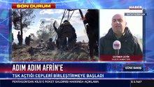 Afrin harekatında 14. gün