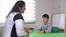 5 yaşındaki Aras, azmi ile otizmi yendi