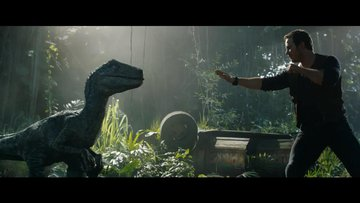 Jurassic World: Fallen Kingdom - Yeni fragman