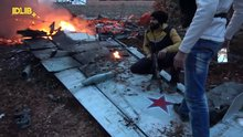 Düşürülen Rus uçağının pilotu karada çatıştı iddiası