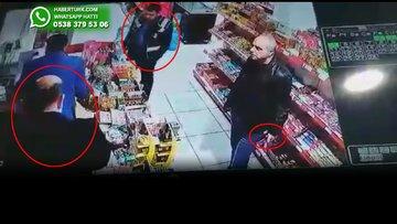 Esenyurt'da polis kıyafetiyle hırsızlık