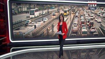 İstanbul'da trafik durumu nasıl?