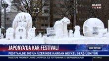Japonya'da kar festivali