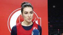 Kadın basketbolcular Avrupa Şampiyonası için iddialı