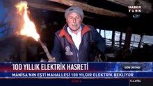 100 yıllık elektrik hasreti