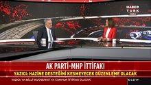 Yazıcı'dan AK Parti-MHP ittifakı açıklaması