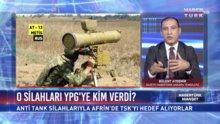 Habertürk Manşet - 6 Şubat 2018 (YPG'nin Elindeki Silahlar)