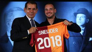 Sneijder'in babasına da para ödenmiş