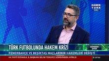Türk futbolunda hakem krizi