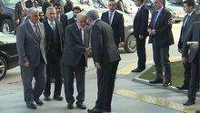 Karamollaoğlu AK Parti'ye geldi
