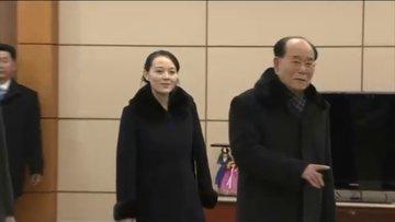 Kore yarımadasında tarihi gün: Kim Jong-Un'un kardeşi Güney Kore'de!