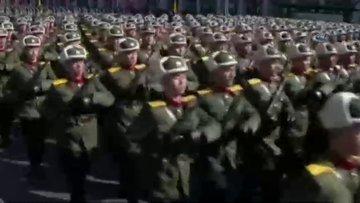 Kim Jong Un: Kuzey Kore birinci sınır bir askeri güç!