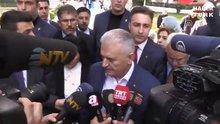 Başbakan Yıldırım: Atak helikopterimiz düştü, 2 askerimiz şehit oldu