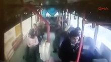 Adana'da otobüs şoföründen şehit annesine küstah yaklaşım